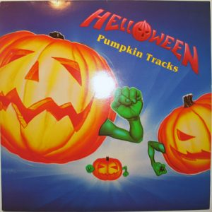 1989 – Pumpkin Tracks – Lp.
