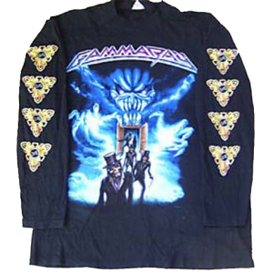 WANTED: Skeletons In The Closet – Tour 2002 – Long Sleeve.