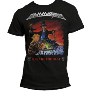 WANTED: Best Of The Best – South America Tour 2015 – T-shirt.