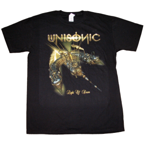 Unisonic – T-shirt From The Light Of Dawn Boxset.