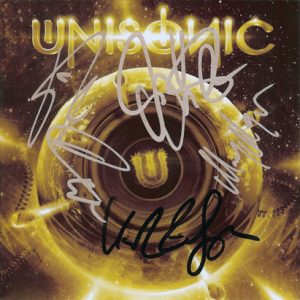 2012 – Unisonic – Cd From The Ltd. LP Edition.