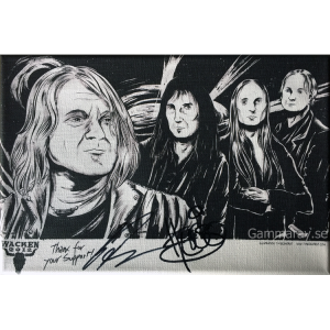 Wacken 2012 – Thanx for your support Painting.