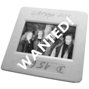 WANTED: Promo Slide – 1996.
