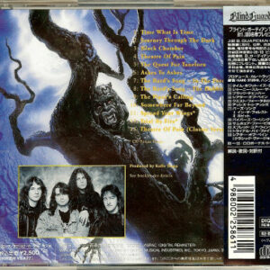 1992 – Blind Guardian – Somewhere Far Beyond – Japan Cd.