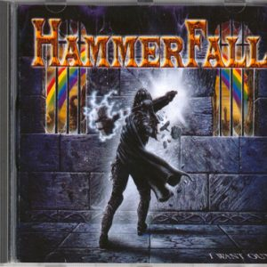 1999 – Hammerfall – I Want Out – Cds.