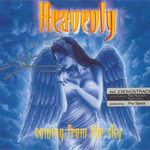 2000 – Heavenly – Coming From The Sky – Cd.