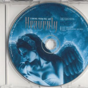 2000 – Heavenly – Coming From The Sky – Promo – Cds.