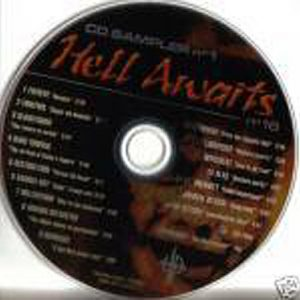 WANTED: 2001 – Hell Awaits Nr 16 – Cd.