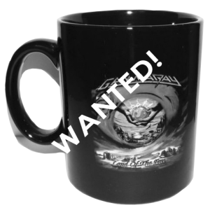 WANTED: Land Of The Free – Cup.