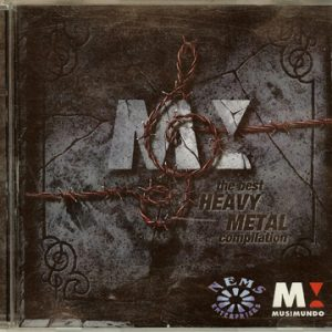 2001 – M! – The Best Heavy Metal Compilation – Cd.