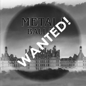 WANTED: 1996 – Metal 1 Ballad – Cd.