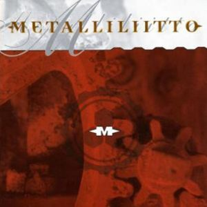 WANTED: 1997 – Metalliliitto – Cd.