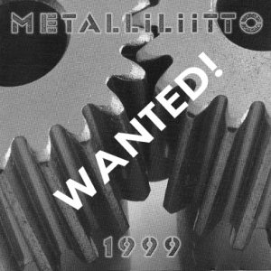 WANTED: 1999 – Metalliliitto 1999 – 2Cd.