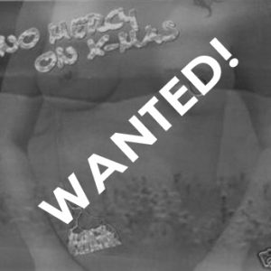 WANTED: 1997 – Rockfabrik – No Mercy On X-Mas – Cd.