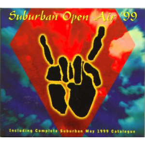 WANTED: 1999 – Suburban Open Air '99 – Cd.
