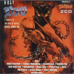 WANTED: 1999 – Holy Dio – 2Cd.
