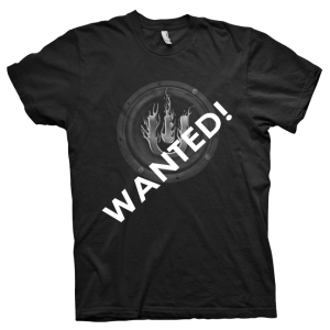 "WANTED: Unisonic – ""U"" – T-shirt."