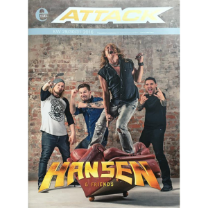 WANTED: 2016 – Attack Magazine.