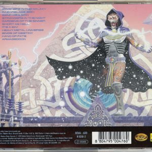 1999 – PowerPlant  – Cd – Korea.