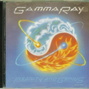 1993 – Insanity And Genius – Brazil Cd.