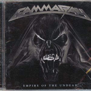 2014 – Empire Of The Undead – Cd – Brazil.