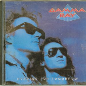 1990 – Heading For Tomorrow – Cd – Brazil.