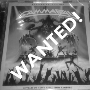 WANTED: 2015 – Heading For The East (Anniversary) – 2Cd – Brazil.