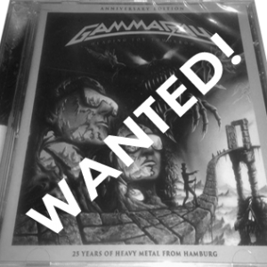 WANTED: 2015 – Heading For Tomorrow – Cd – Brazil.