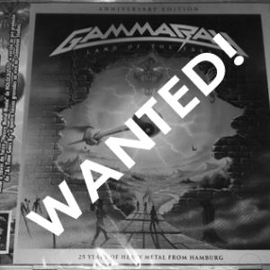 WANTED: 2017 – Land Of The Free – 2Cd – Brazil.