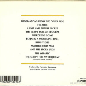1995 – Imaginations From The Other Side – Cd Box – Japan