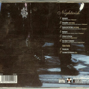 2000 – Wishmastour 2000 – Limited Edition Cd