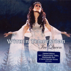 2003 – Ice Queen – Cds – Limited Edition Digipack