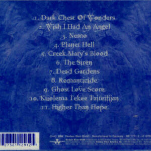 2004 – Once – Limited Edition