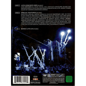 2005 – Silent Force Tour – 2DVD & 1Cd – Deluxe Edition
