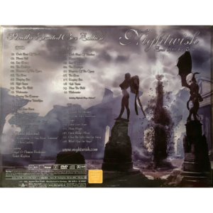 2006 – End Of An Era – The Limited Edition Digipack: 2CD + DVD – Box