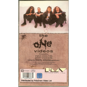 1989 – 2 Of One – VHS