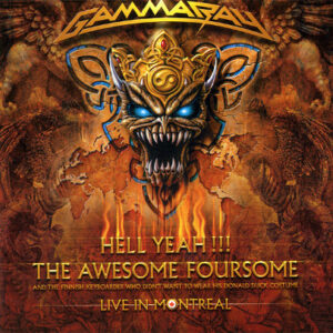 WANTED – 2009 – Hell Yeah!!! The Awesome Foursome – 2Cd – Mexico.
