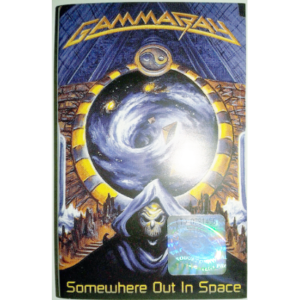 WANTED: 1997 – Somewhere Out In Space – Tape – Poland.