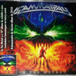 WANTED – 2010 – To The Metal – Cd – Brazil.