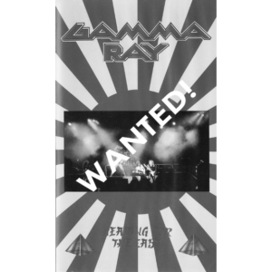 WANTED – 1990 – Heading For The East – VHS.