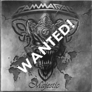 WANTED: 2005 – Majestic – Canada – Cd.