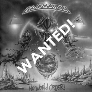 WANTED: 2001 – No World Order – Cd – Uk. Noise Records
