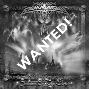 WANTED: 2003 – Skeletons In The Closet – 2Cd – Usa.