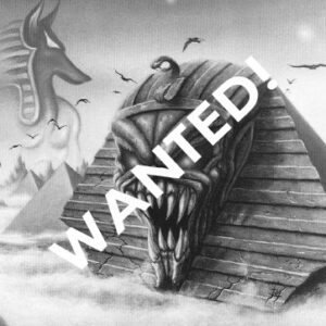 WANTED: 2003 – Somewhere Out In Space – Usa – Cd.