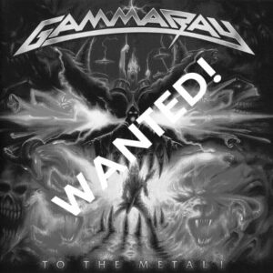 WANTED – 2010 – To The Metal – Cd – Usa.